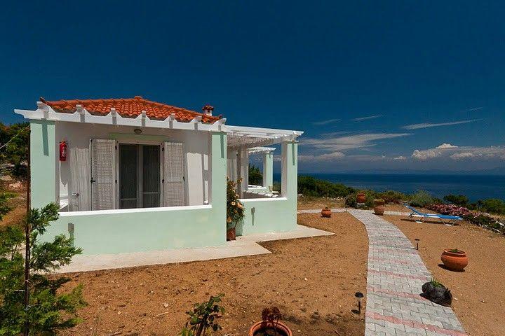Nafsika Villas Petra Mare Village Samos