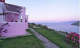 Nafsika Villas & Petra Mare Village