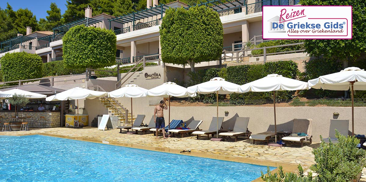 Natura Club Spa Hotel Kyparissia
