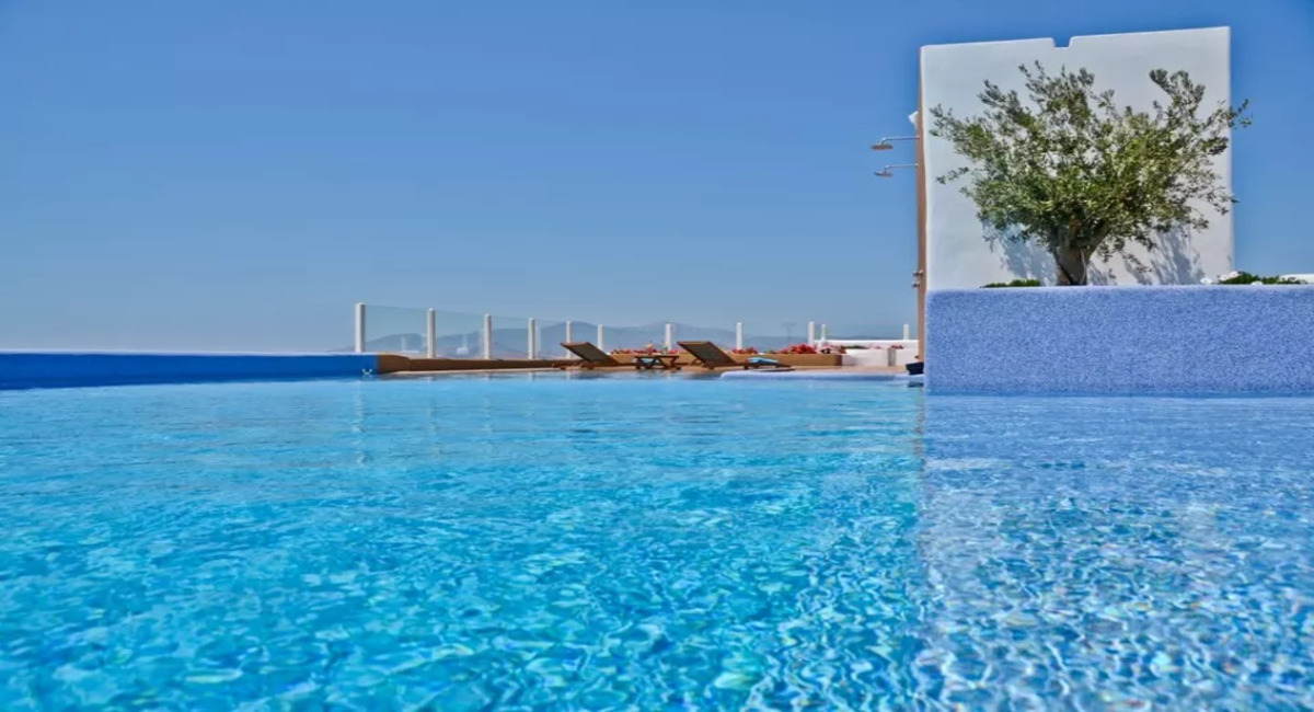 Naxos Island Hotel