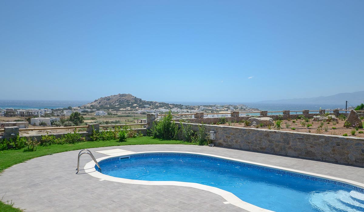 Naxos Luxury Villas