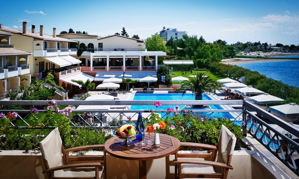 Negroponte Resort Eretria Evia