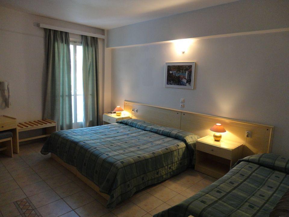 New Aegli Hotel Poros