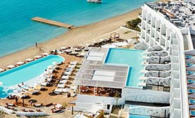 Nikki Beach Resort (incl. auto)