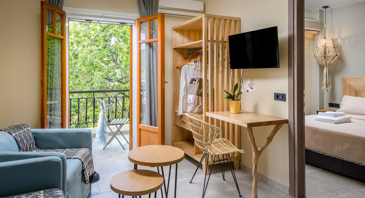 Oasis Apartments Tolo
