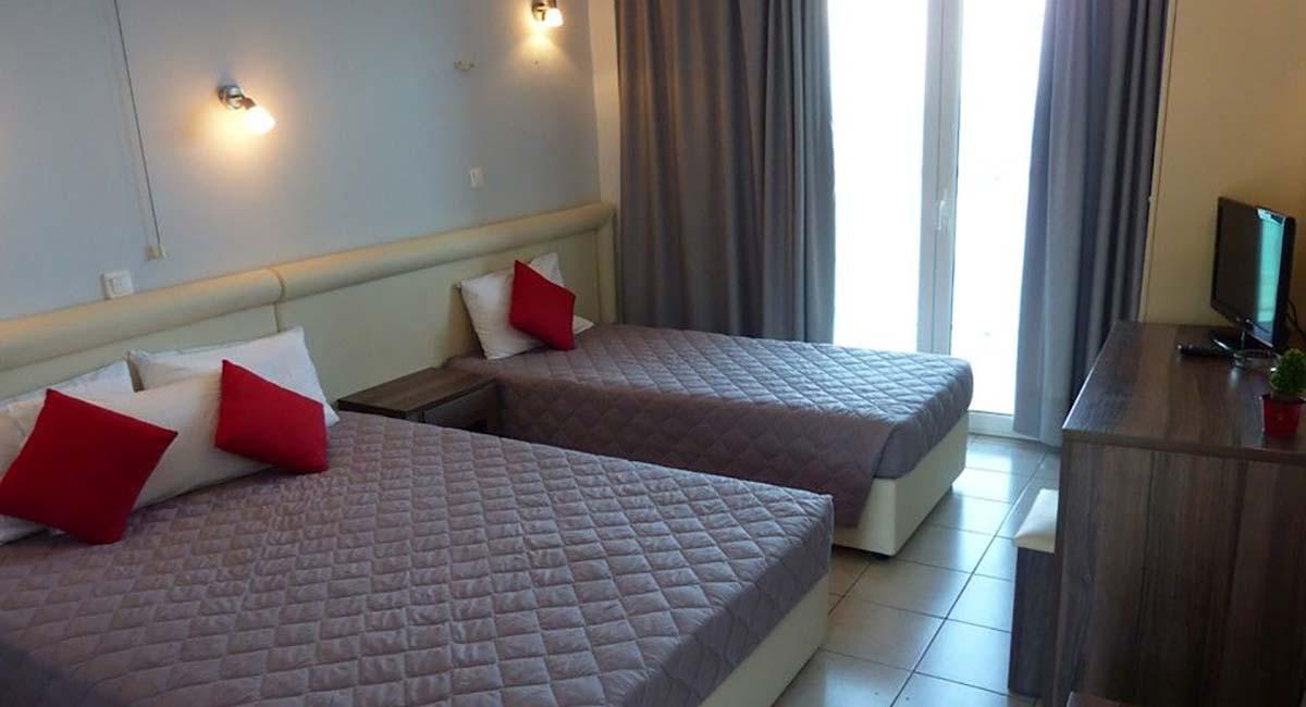 Oasis Hotel Corfu