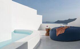 Oia Castle Luxury Hotel