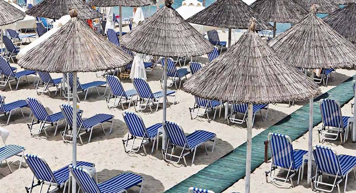 Olympic Star Beach Nei Pori Pieria