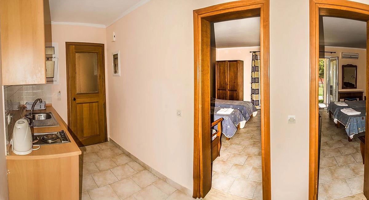 Orestis apartments Sidari