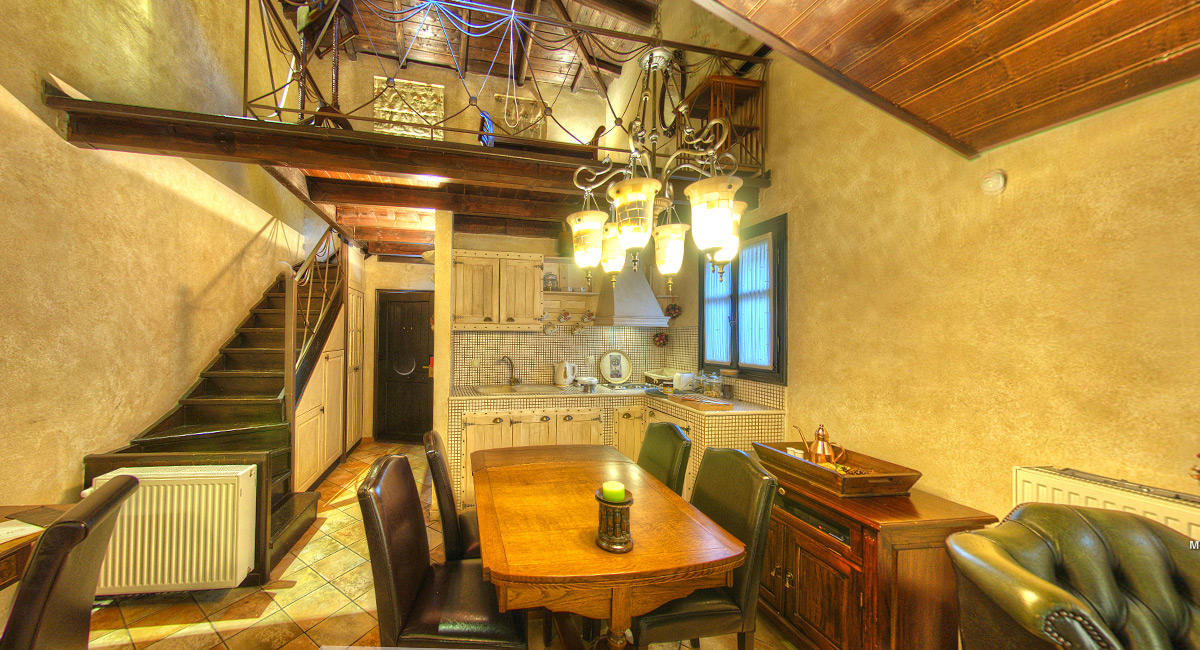 Ostra Menalon Luxury Suites