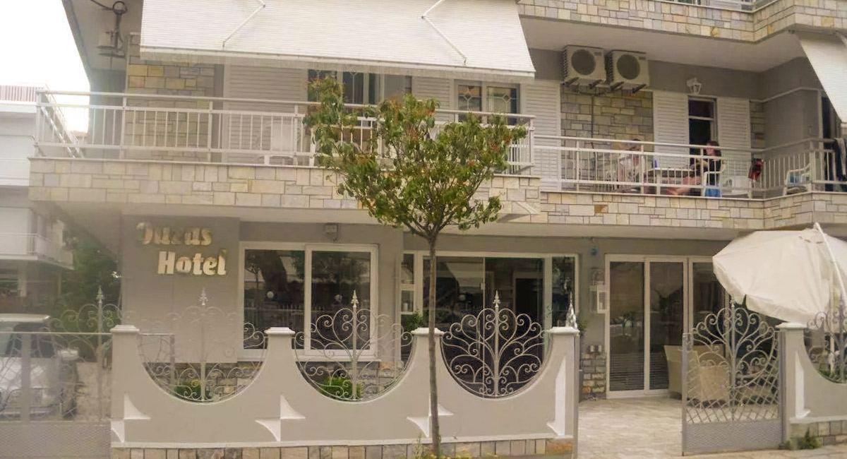 Ouzas hotel
