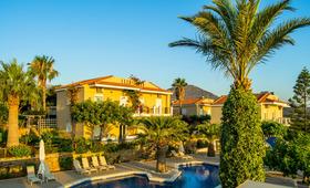Panorama villas (incl. auto)