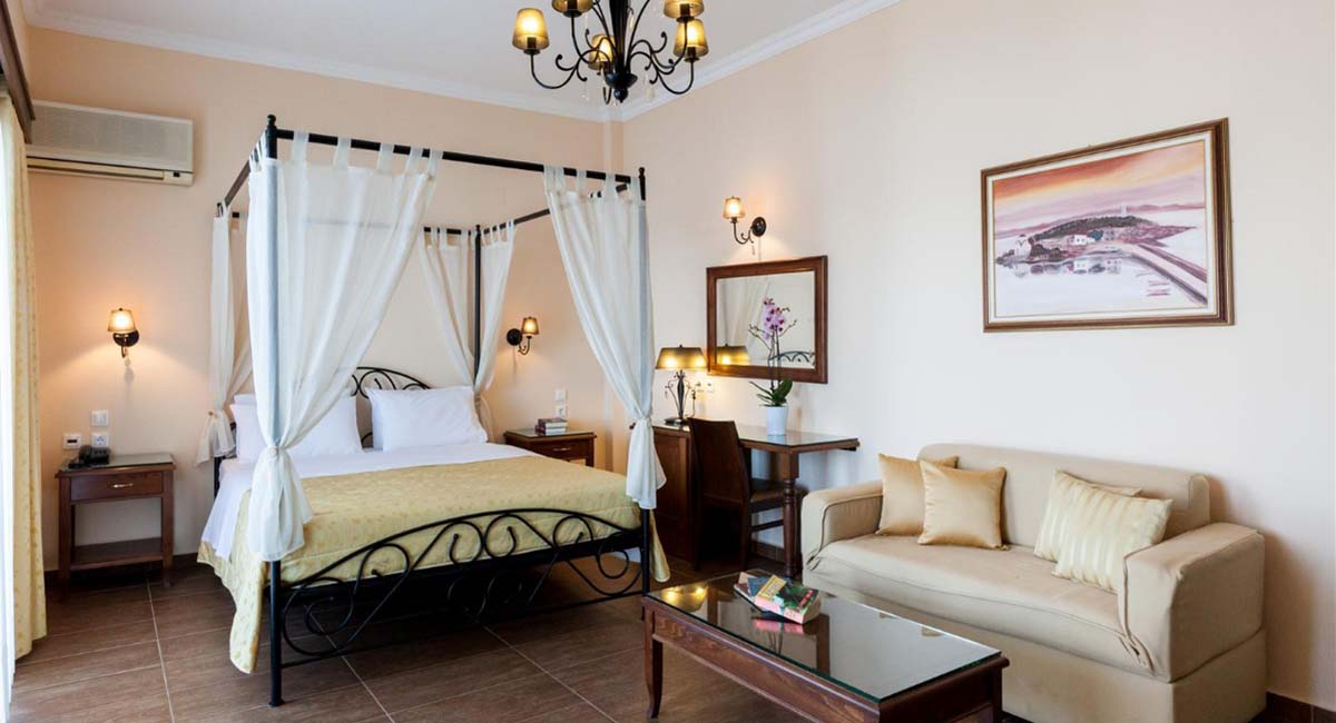 Pantheon City Hotel Githion