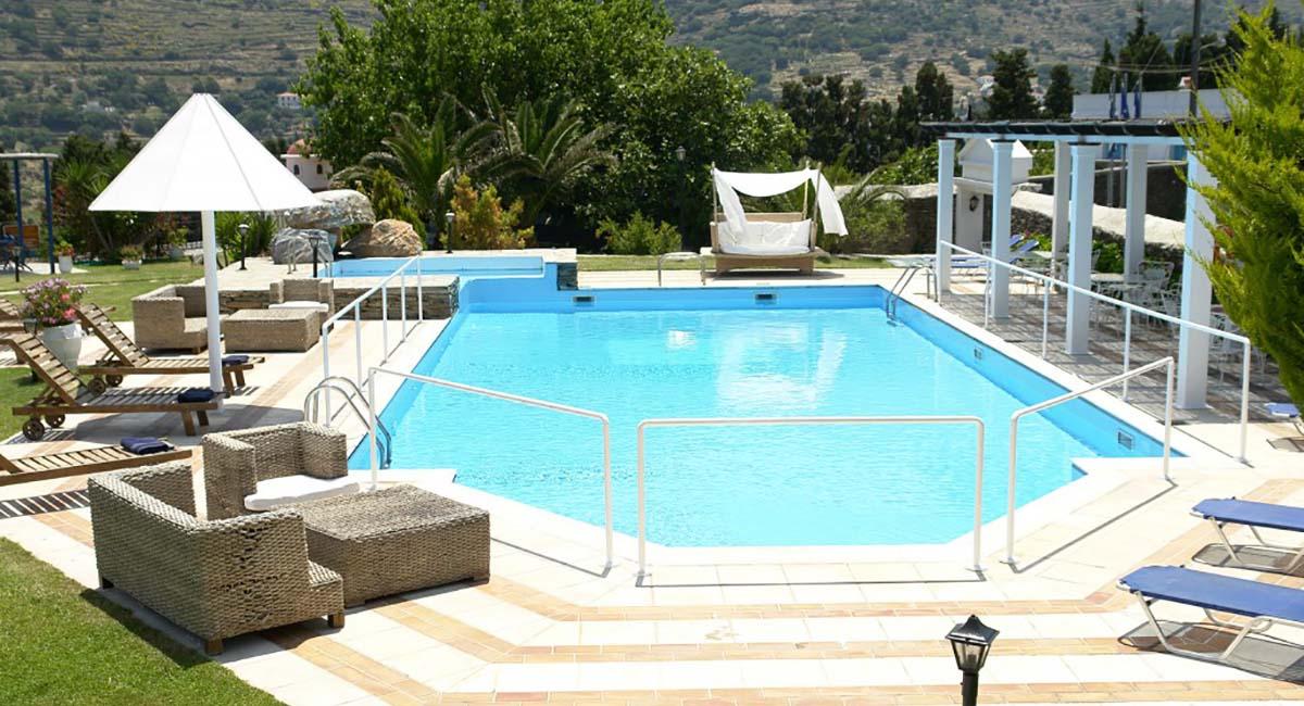 Paradise Art Hotel Andros