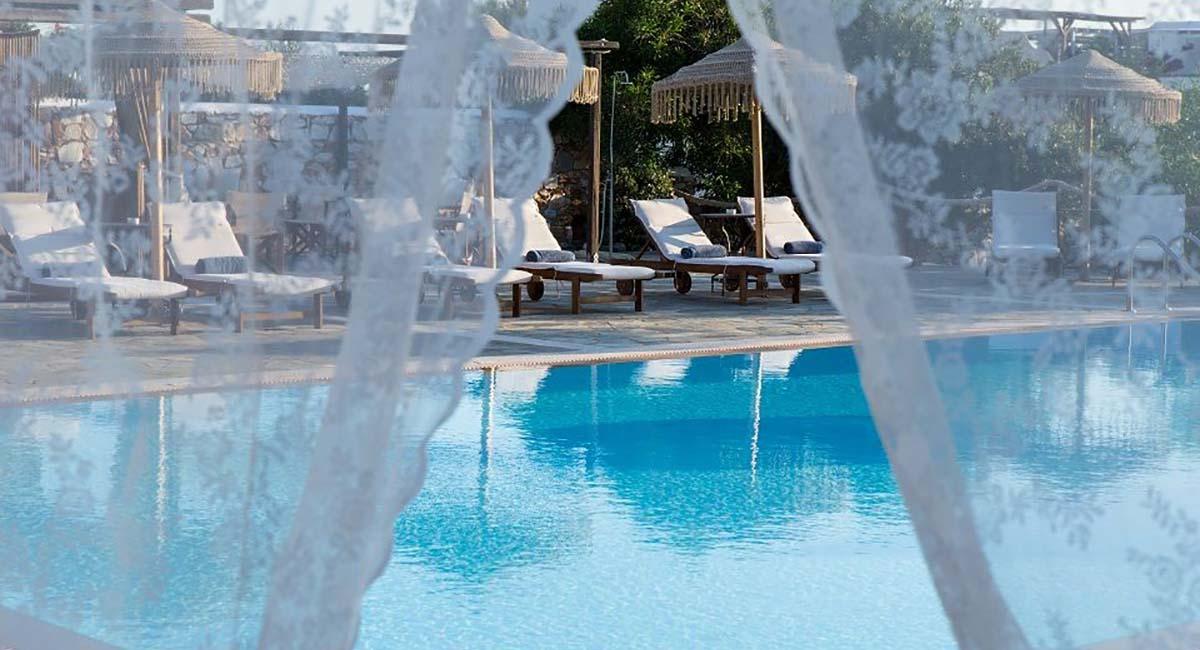 Parosland Hotel Aliki