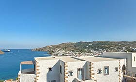 Patmos Eye Villas