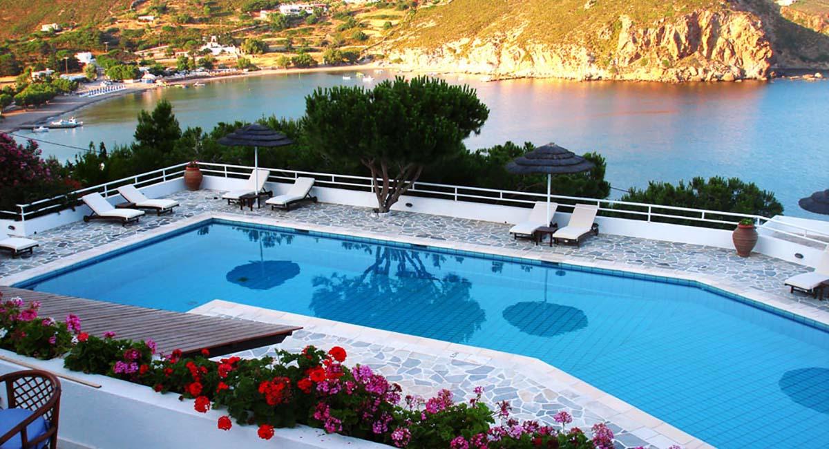 Patmos Paradise Hotel Patmos