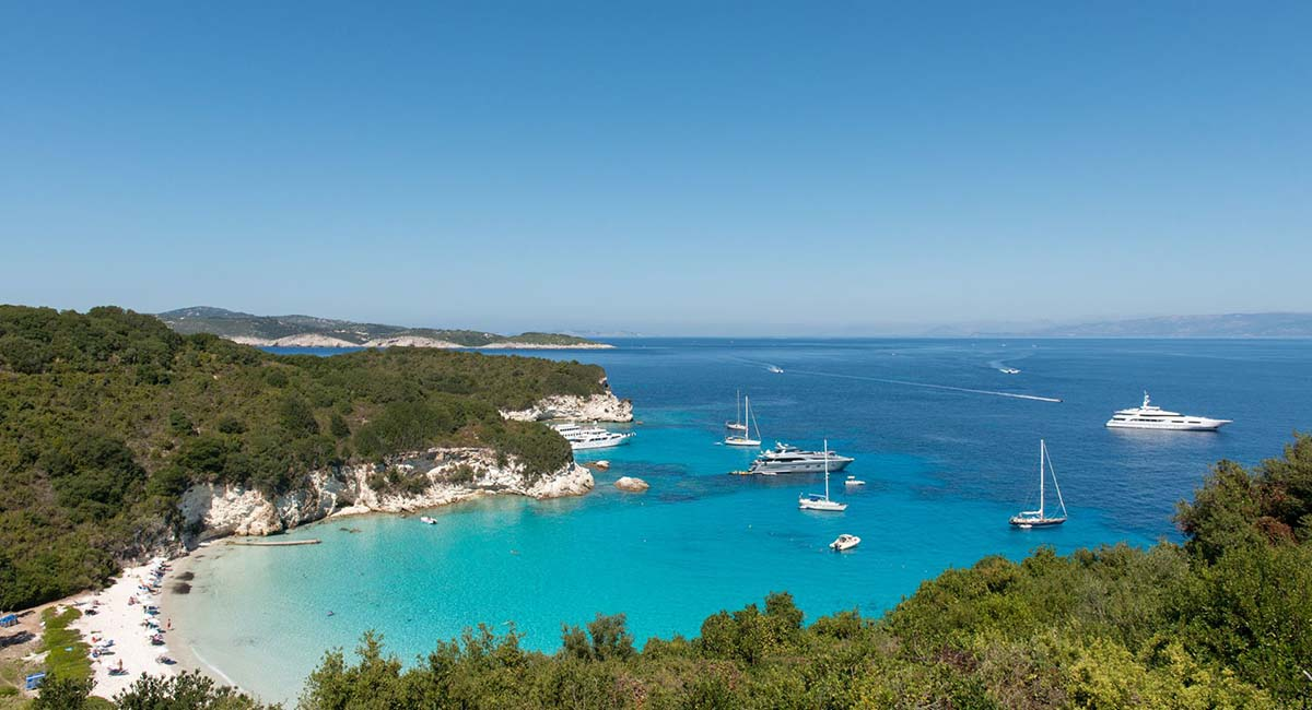 Paxi Resort Paxos