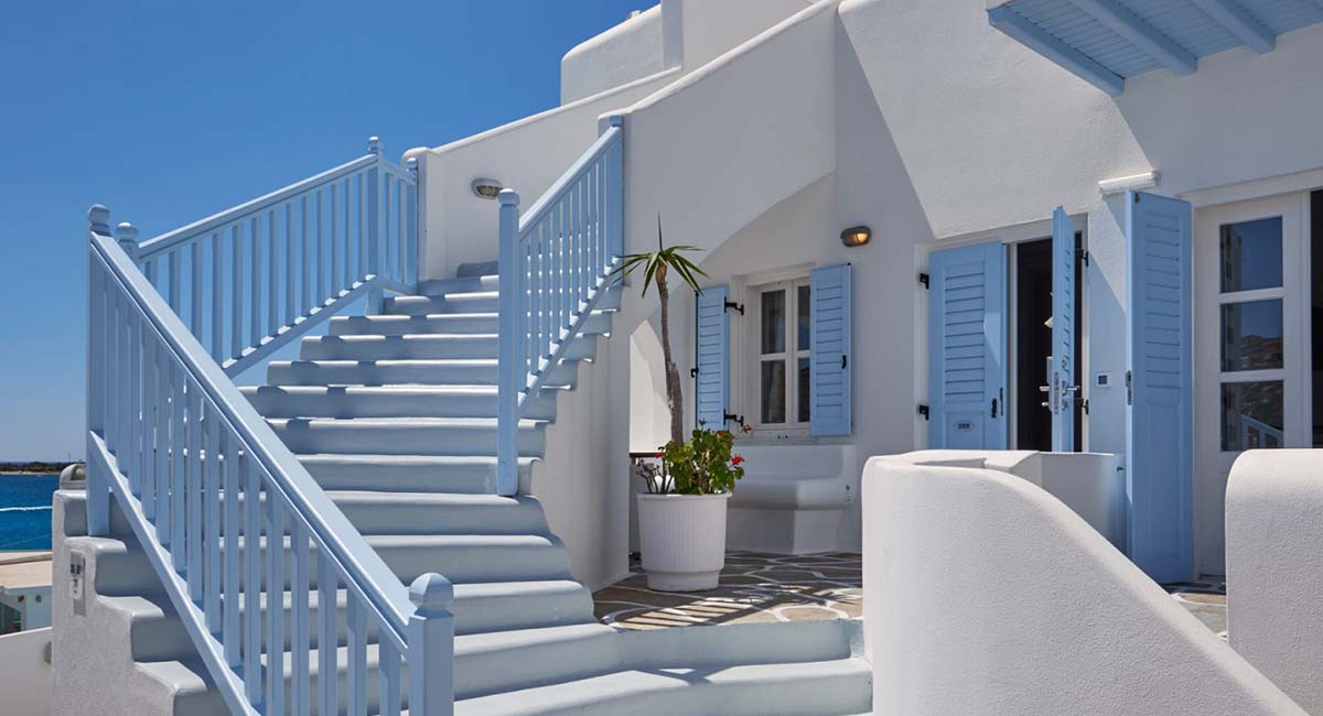 Petinos Beach Hotel Mykonos