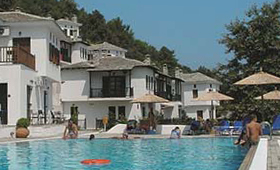 Pilio Holiday Club (incl. auto)