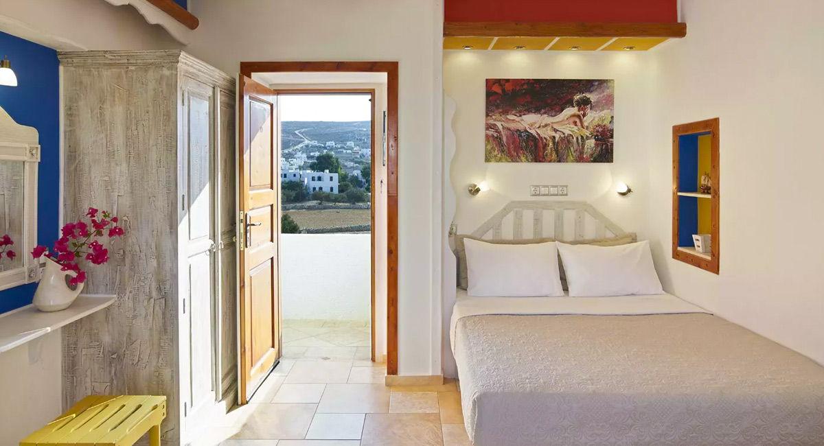Polikandia Hotel Folegandros