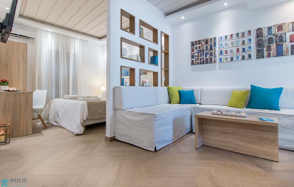 Polis Of Naxos Boutique Hotel