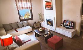 Portaria Hotel Pilion (incl. auto)