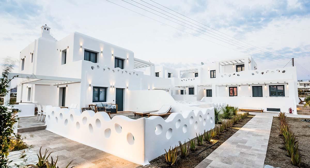 Portes Suites Villas Mykonos