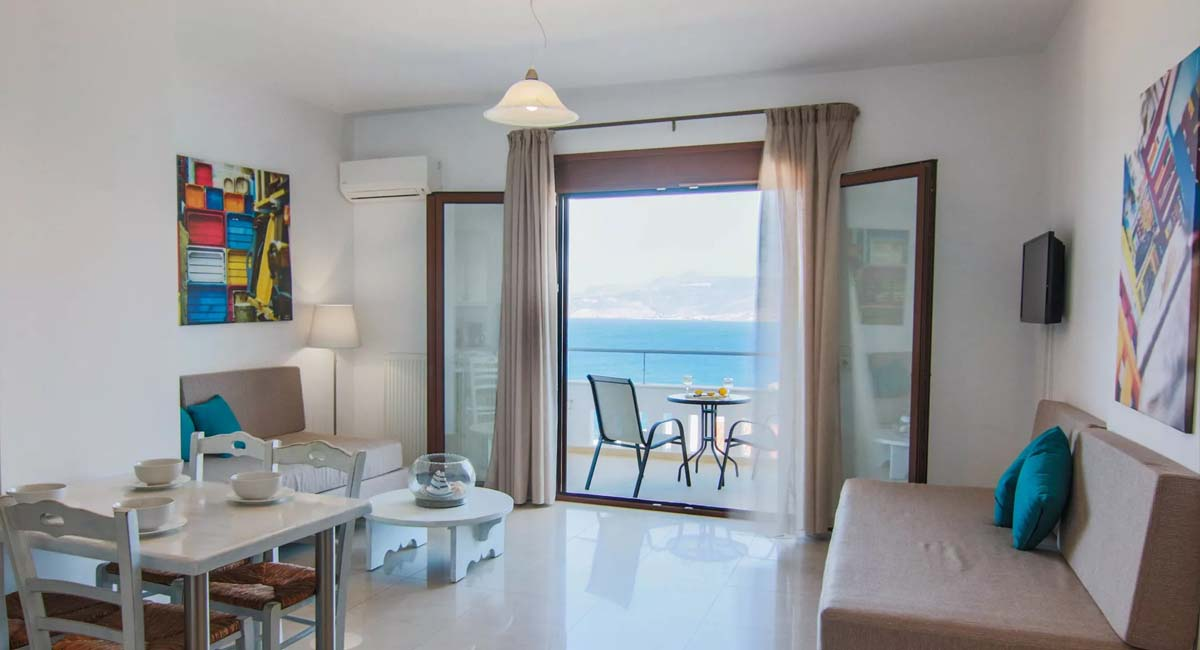 Porto Kaza apartments sitia