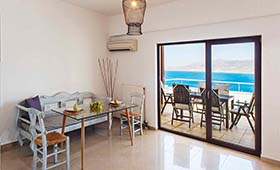 Porto Kaza Apartments (incl. auto)