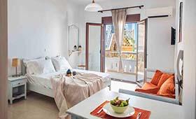 Porto Kaza Apartments (incl. auto)