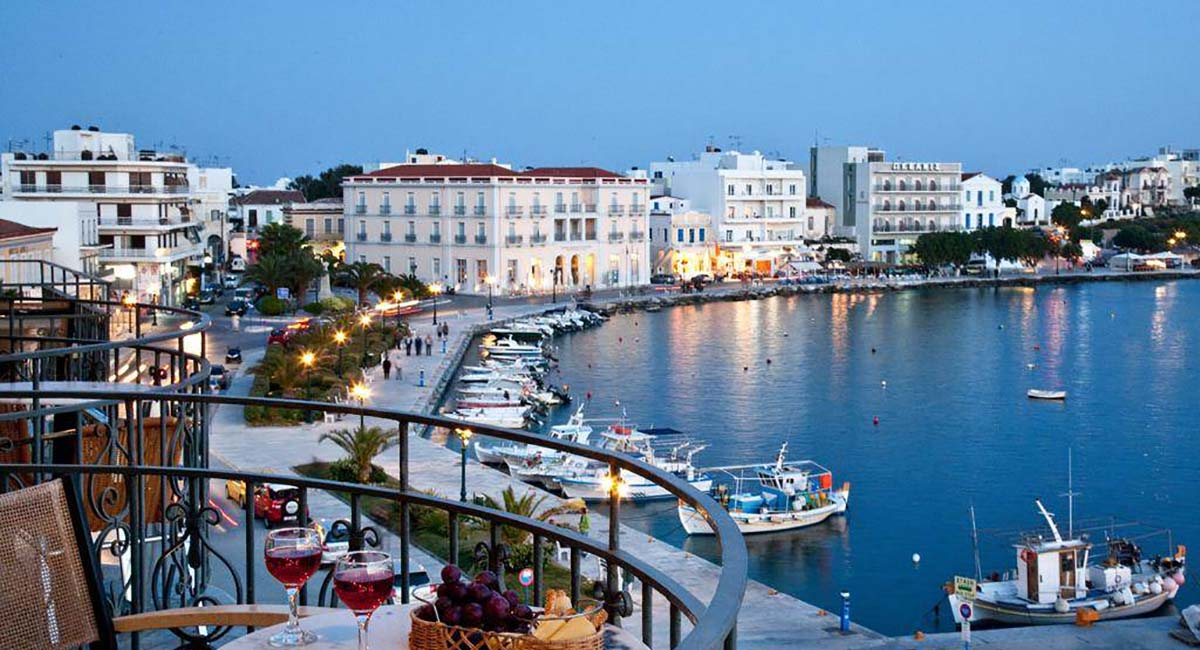 Poseidonio Hotel