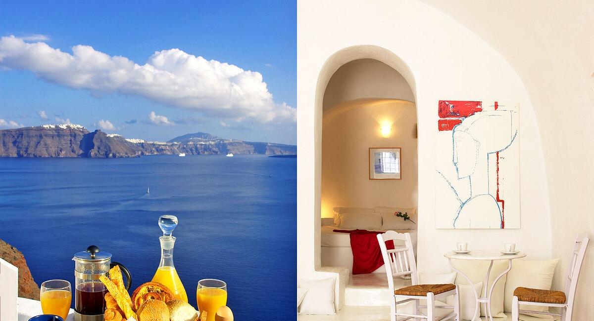 Residence Suites Santorini