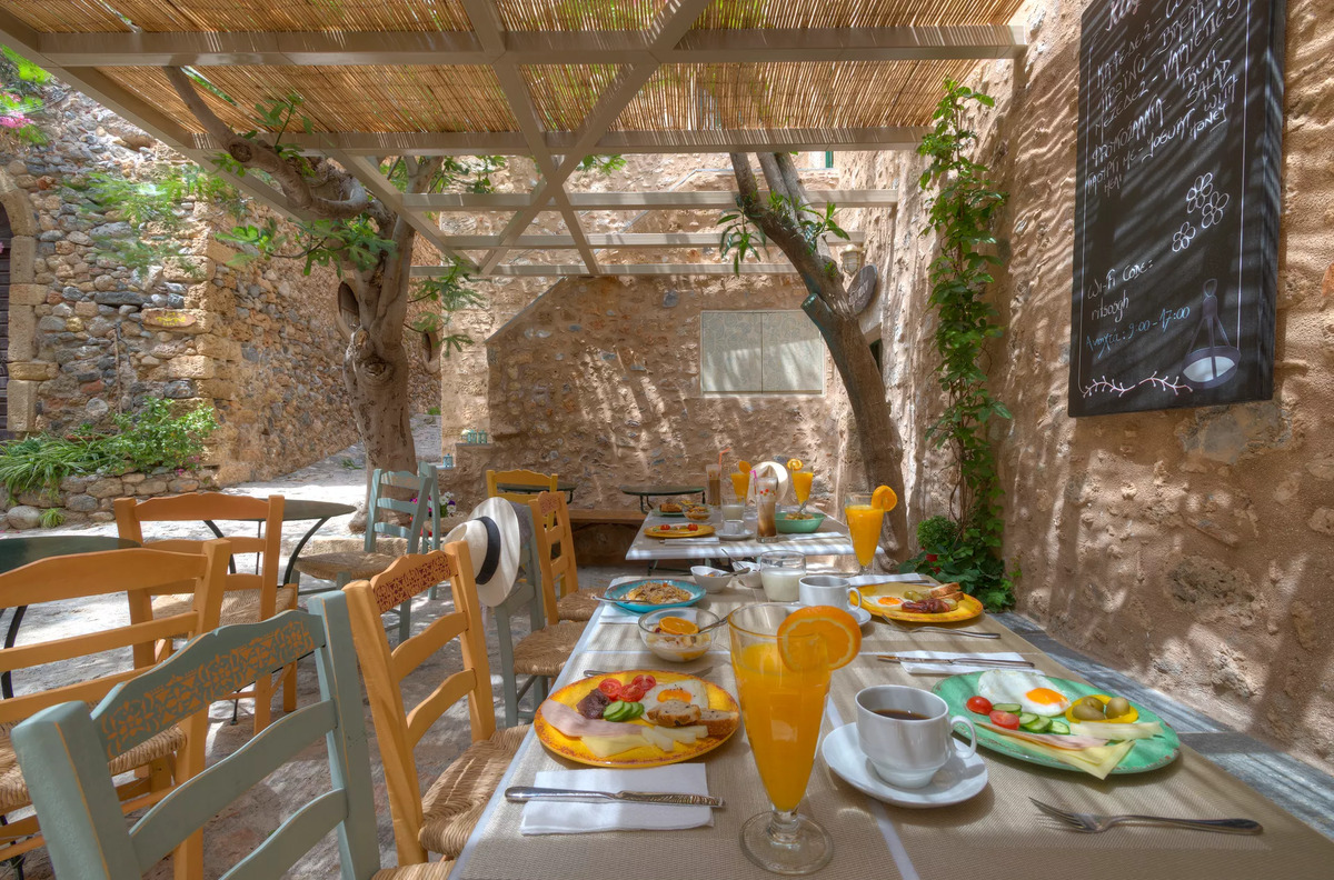 Ritsos Guesthouse Monemvasia