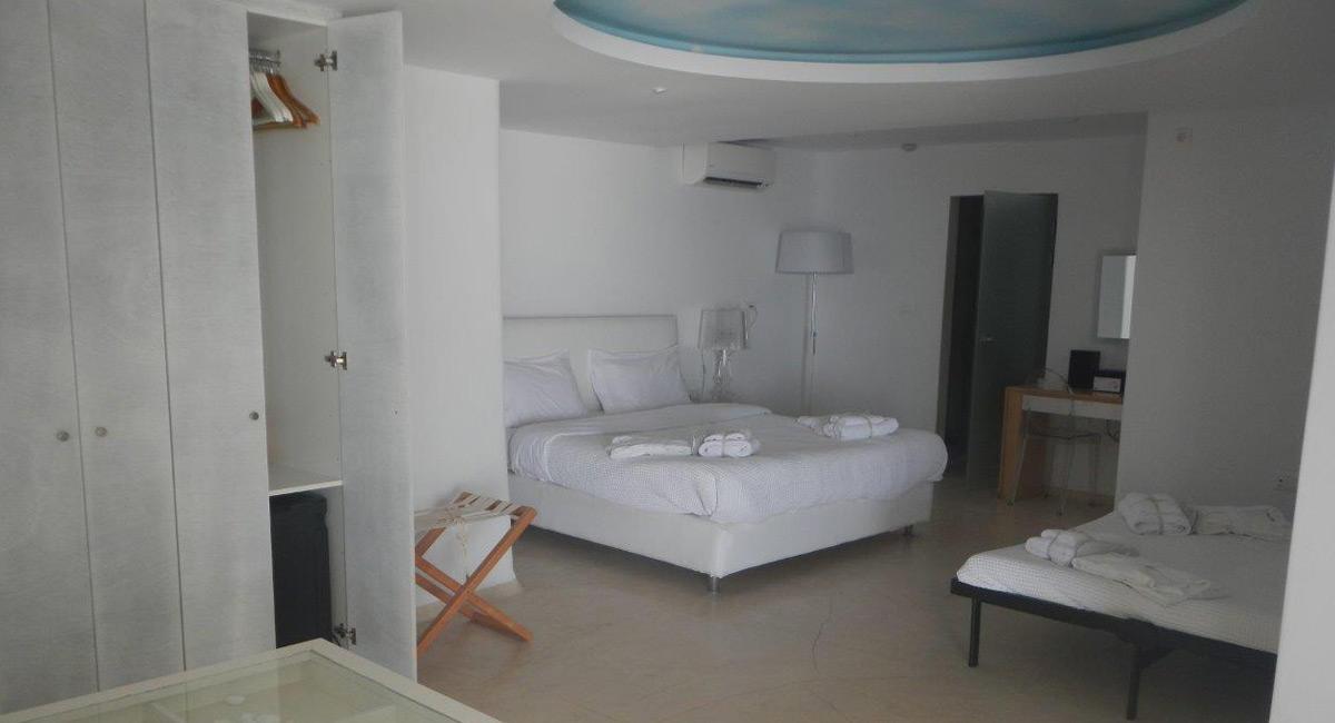 Rocabella Santorini Hotel Spa