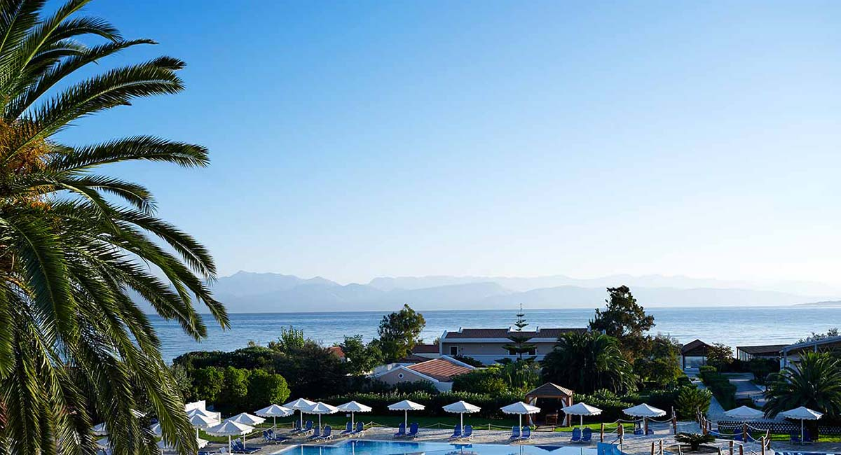 Roda Beach Resort Spa Corfu
