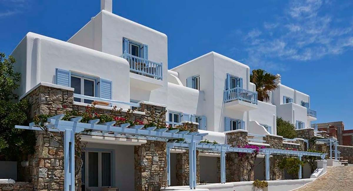 Saint John Hotel Villas Spa