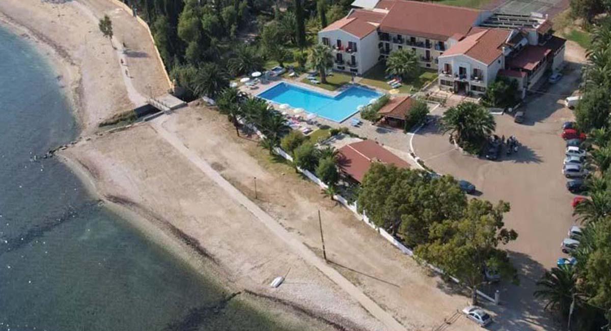 Sami Beach Kefalonia