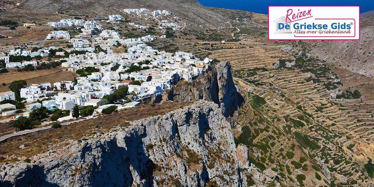 Santorini Ios Folegandros