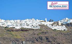 Eilandhoppen Santorini, Ios, Folegandros