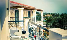 Sappho Hotel (incl. auto)