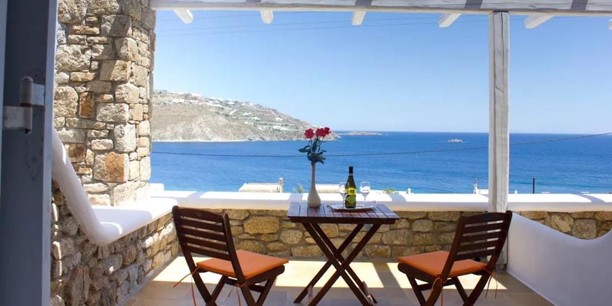 Sea View Residence Mykonos