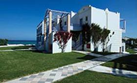 Serita Beach Hotel (incl. auto)