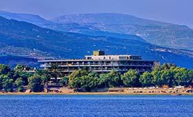 Sitia Beach Hotel (incl. auto)