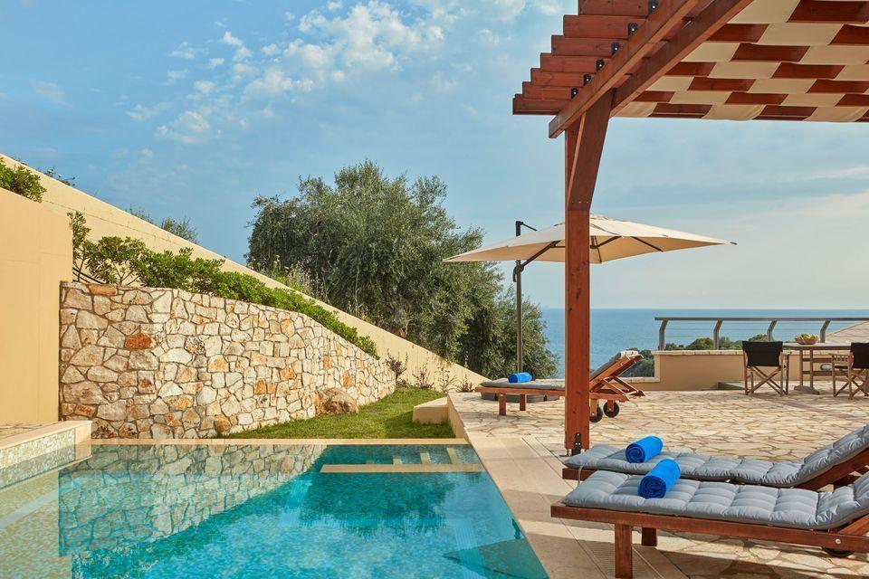 Sivota Seascape Epirus