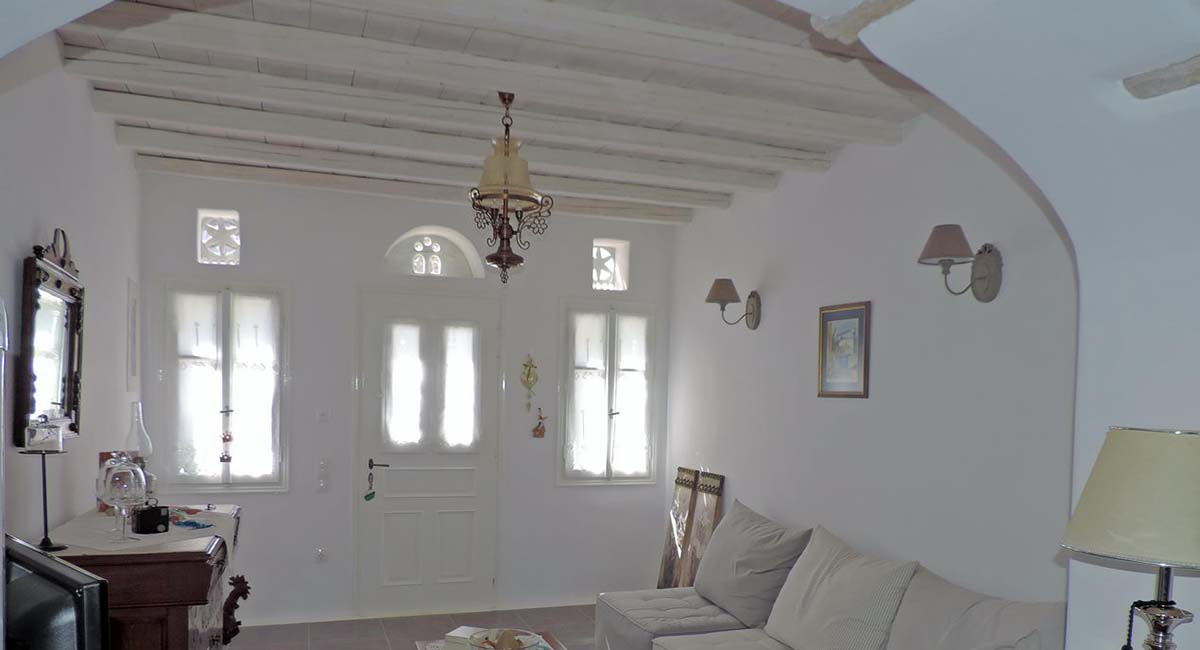 Skaris Homes Tinos