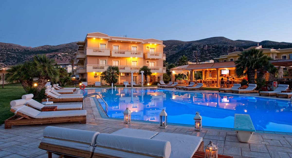 Socrates Hotel Apartments