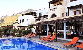 Stefanos Village (incl. auto)