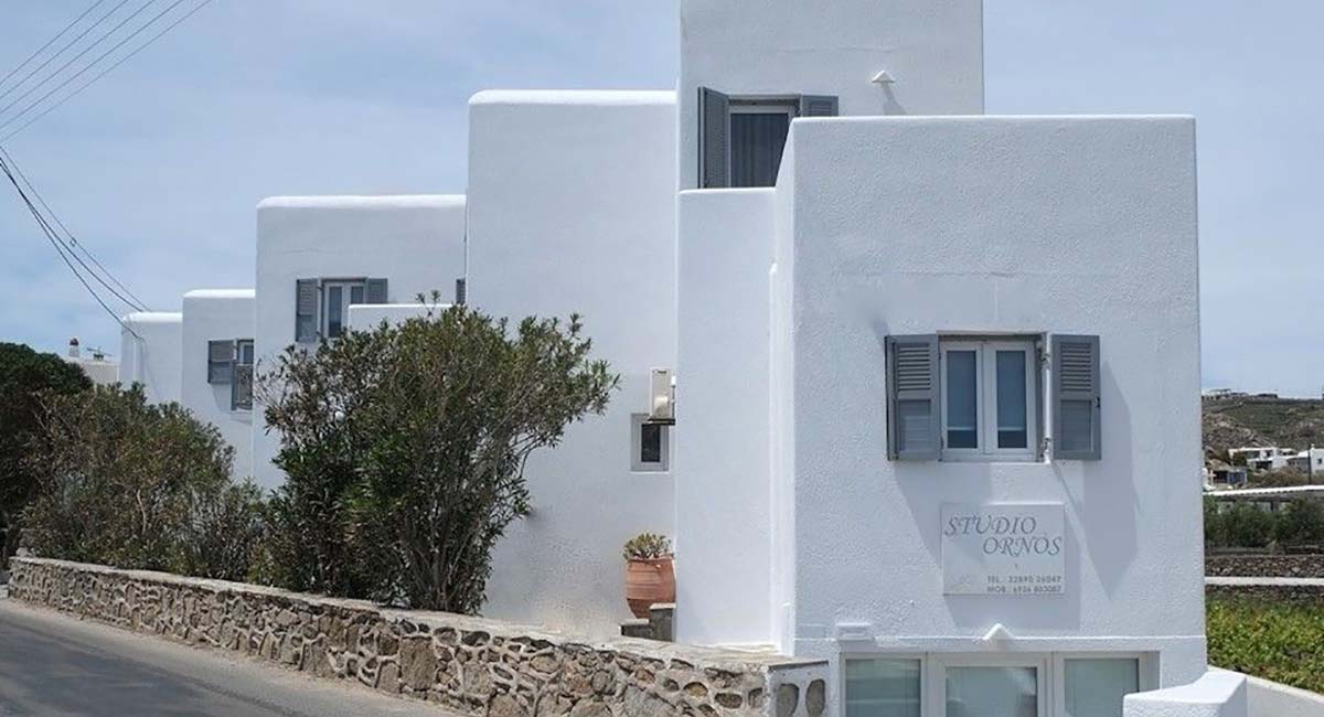 Studio Ornos Mykonos