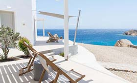 Super Paradise Suites & Rooms Mykonos